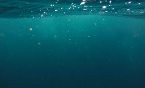 Underwater Title Banner